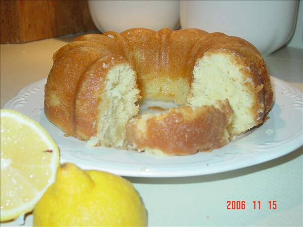 Rich Lemon Cake