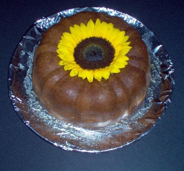Super Easy Rum Cake