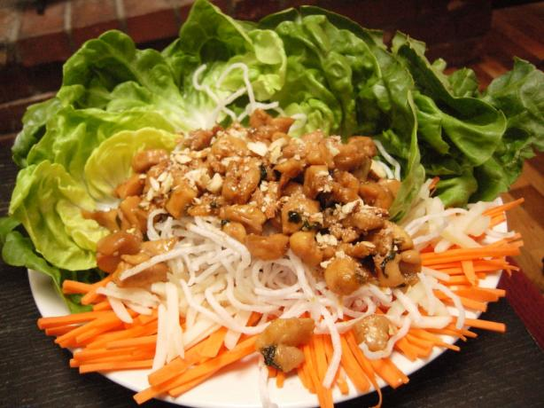 Chili's Lettuce Wraps