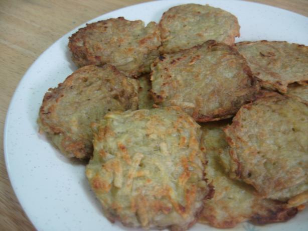 Deb's Potato Pancakes