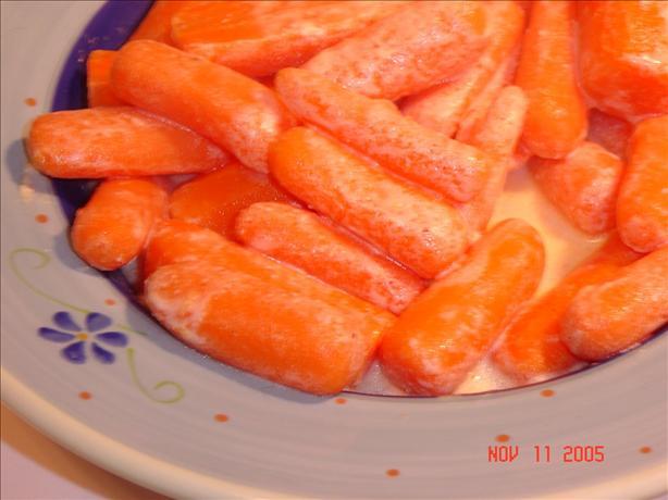 Normandy Carrots