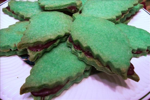Holiday Bakery Tray Cookies