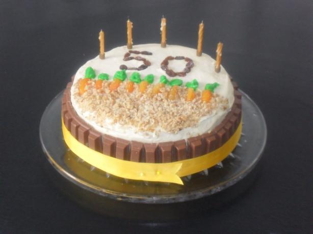 Carrot Cake - Large
