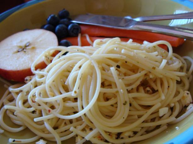 White Spaghetti