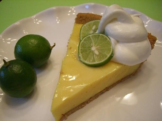 Jan's Key Lime Pie
