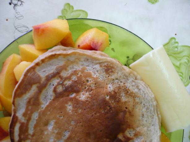 Banana Pancakes (Eggless)