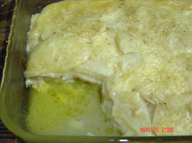 Savoy Potatoes