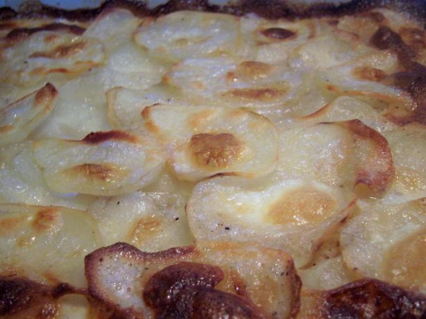 French Potato Gratin
