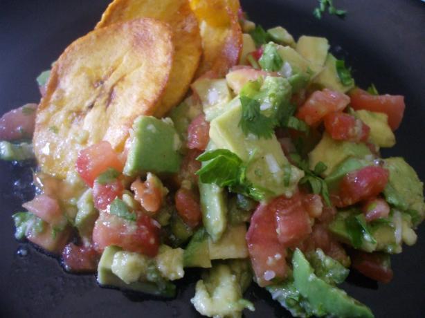 Guasacaca Sauce (Venezuela)