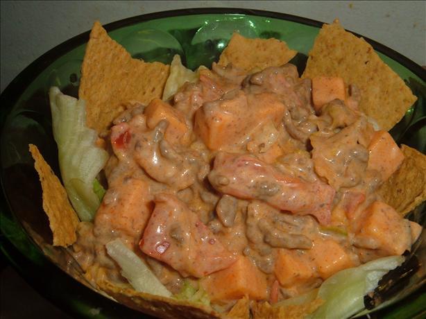 Zippy Taco Salad