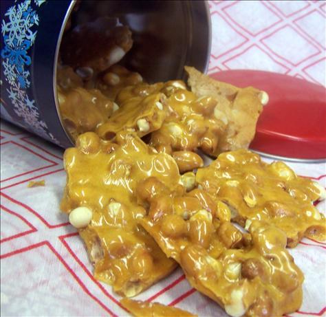 Ann's Crunchy Peanut Brittle