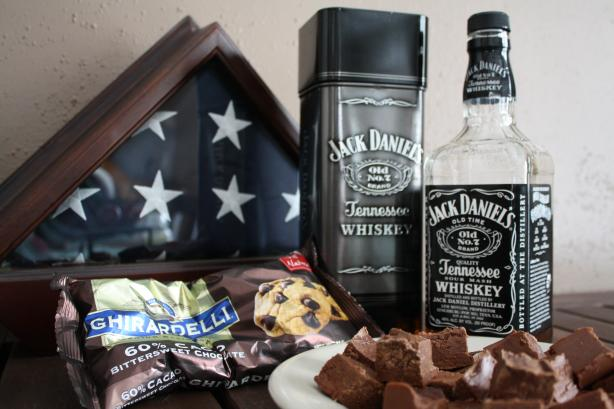 Jack Daniel's Fudge