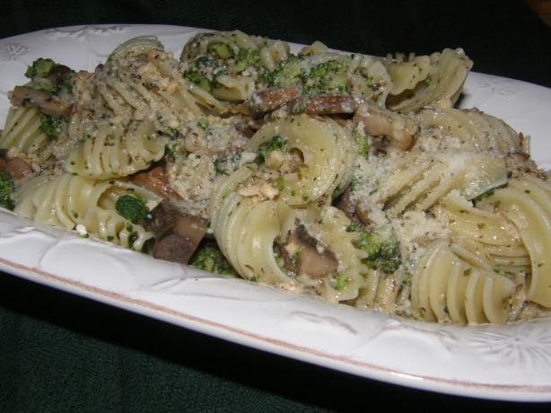 Simple Pasta With Butter Sauce