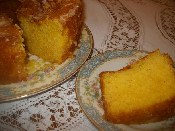 Nana's Lemon Supreme Cake