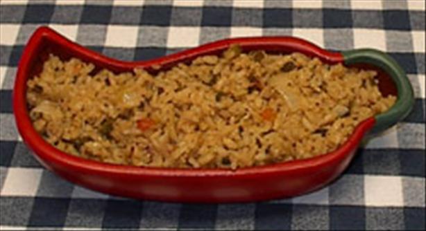 Bob's Mexican Rice