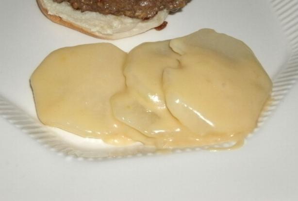 Cheesy Kohlrabi