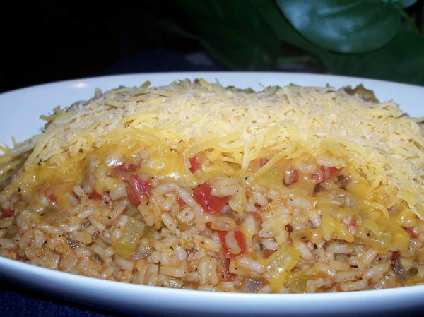 Paula's Mexican Rice