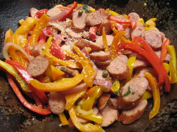 Smoked Sausage Supreme