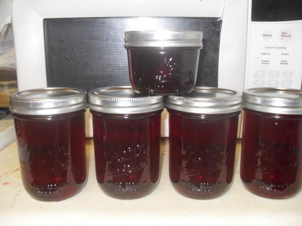 Beet Jelly