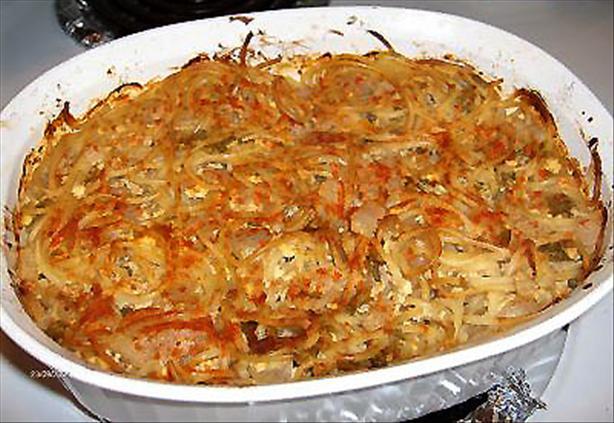 Baked Noodles