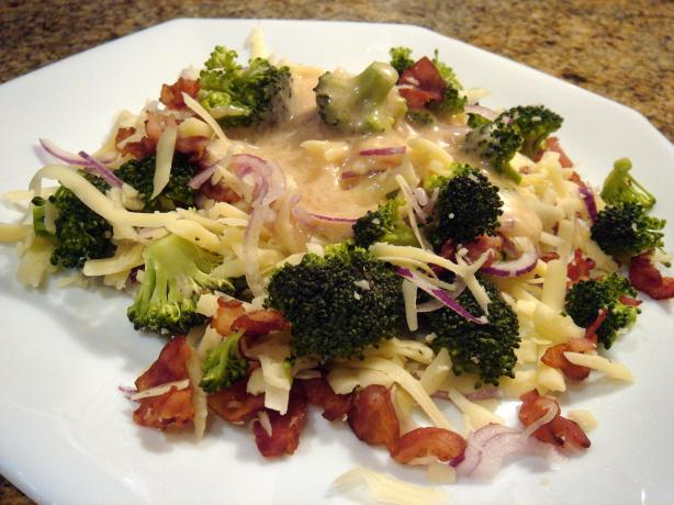 Marvelous Broccoli Salad!