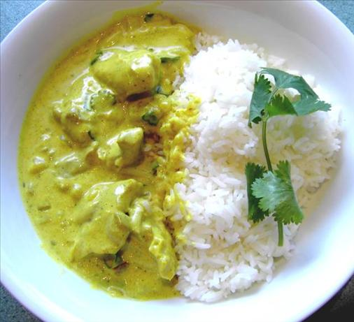 Chicken Korma a'la Eve