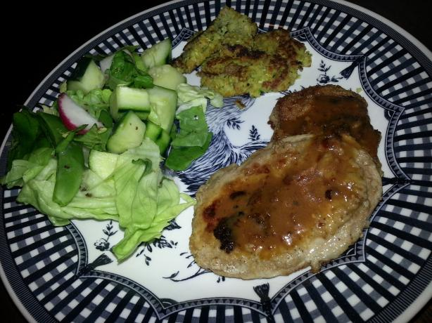Cumin-Dusted Pork Cutlets With Citrus Pan Sauce