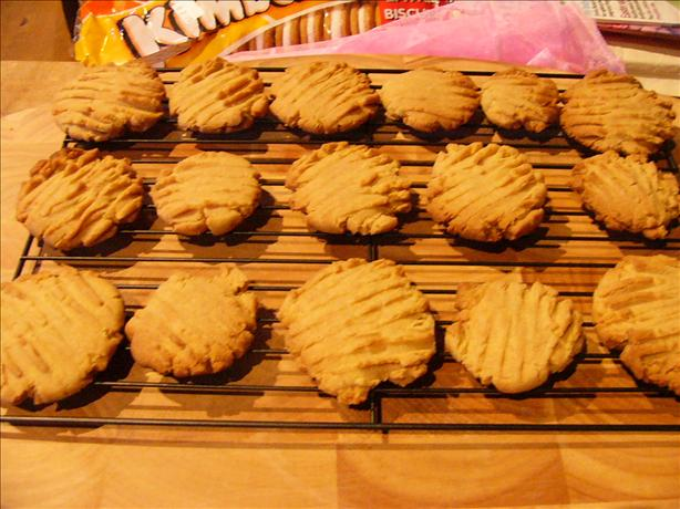 Golden Syrup Butter Cookies