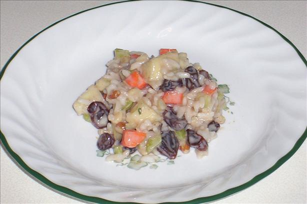 Waldorf Rice Salad