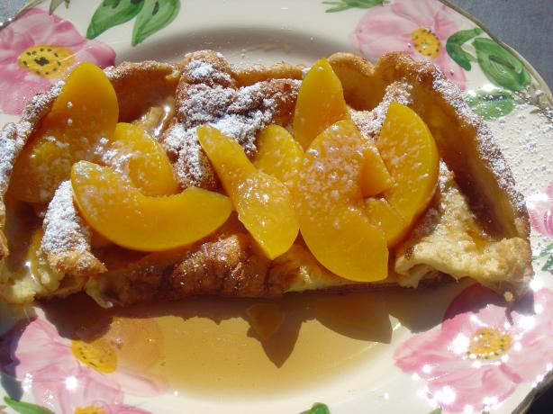 Puff Oven Pancake