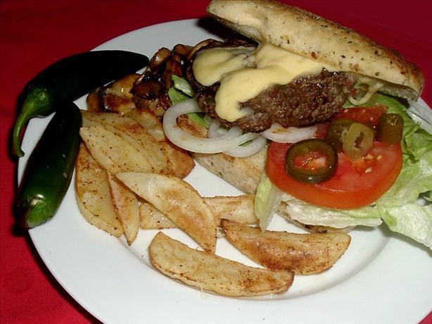 Jalapeno Cheeseburgers