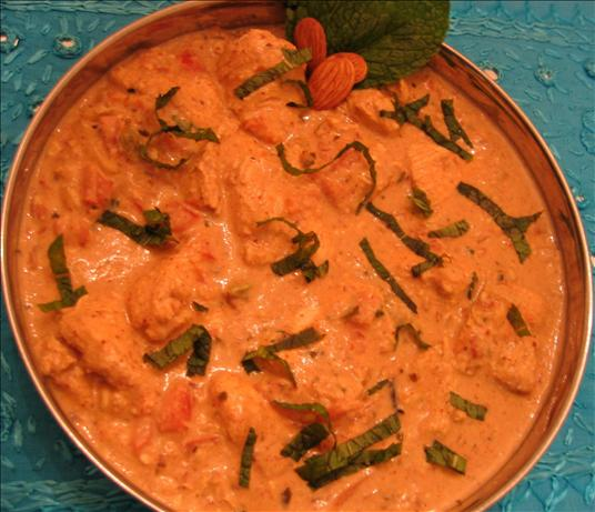 Balti Butter Chicken