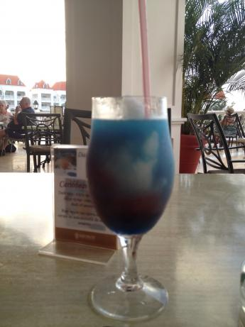 Miami Vice Frozen Drinks