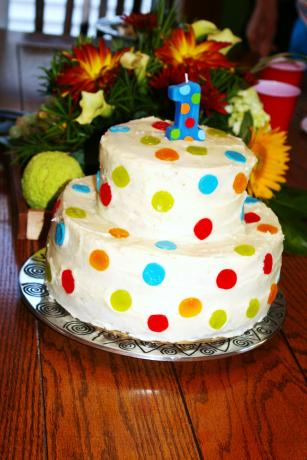 Jane's Carrot Cake