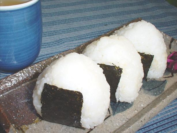 Onigiri (Japanese Rice Balls)