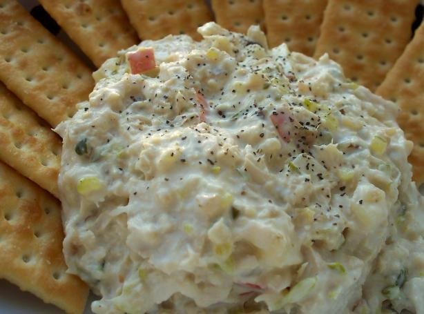 Jessica's Tuna Nut Salad