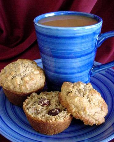 Great Grains Oatmeal Muffins
