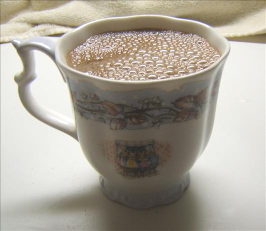 Fiesta Hot Chocolate