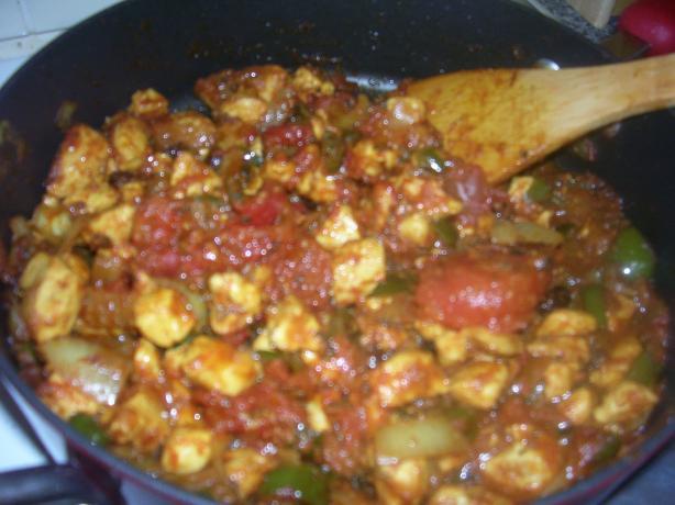 East Indian Chicken