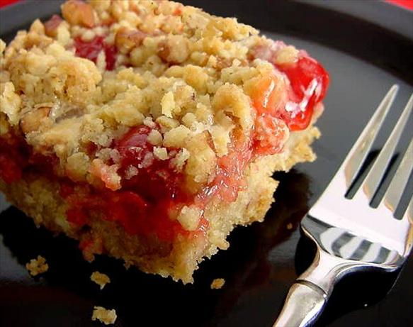 Cherry Nut Bars