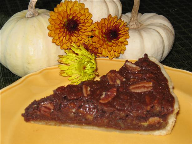 Extra-Rich Chocolate Pecan Pie