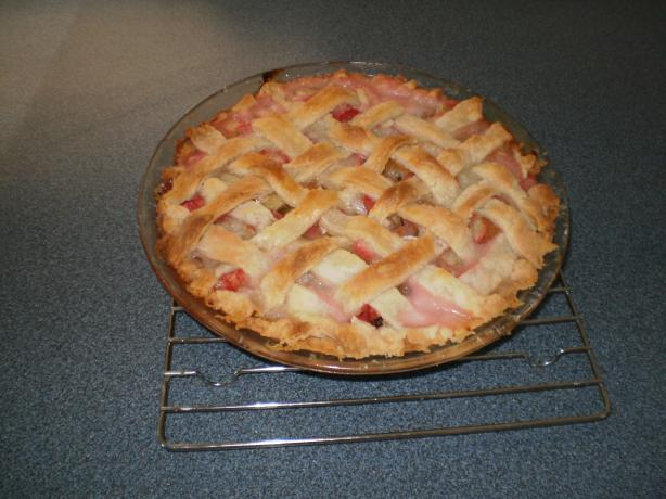 Rhubarb Pie II