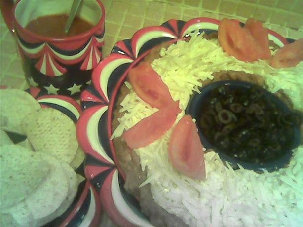 Debbie's Chalupa Dip