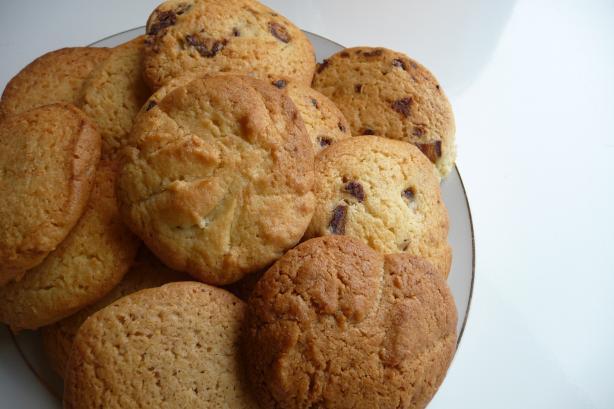 Overnight Cookies