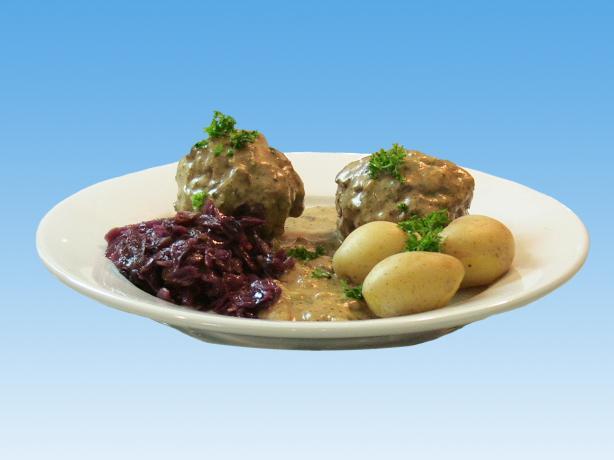 Deutsches Beefsteak (German Beefsteaks)