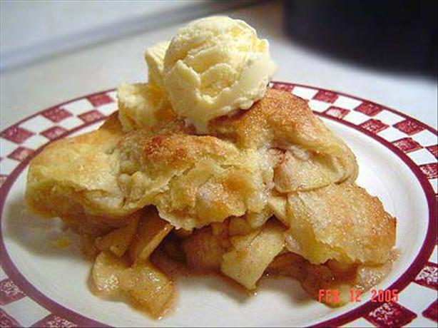 Illinois Apple Pie