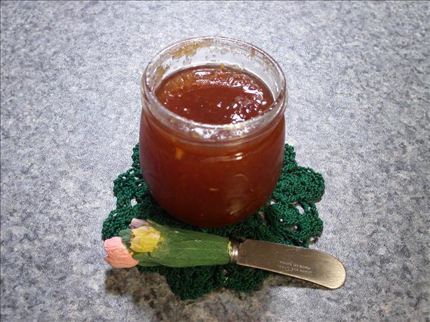 Oriental Rhubarb Jam