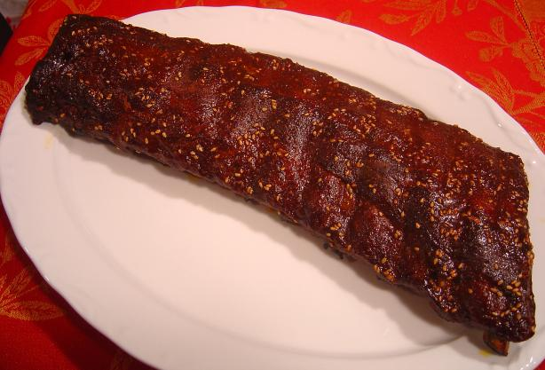 Chinese Smoky Ribs
