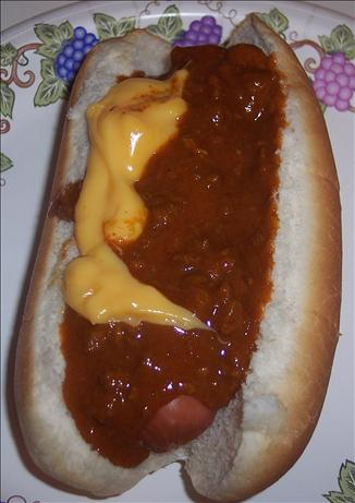 Chili Cheese Coney Dogs