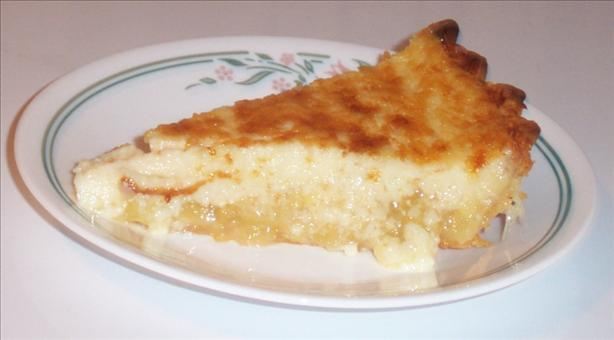 Golden Treasure Pie